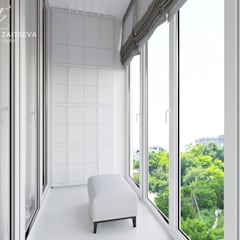 DM Hofman Klasyczne okna i drzwi od Design studio TZinterior group Klasyczny