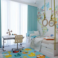 Nursery/kid's room by Design studio TZinterior group