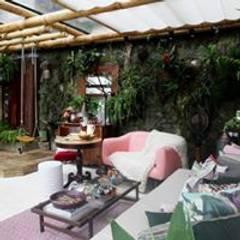 Jardines zen de estilo  por Arquitetura em foto