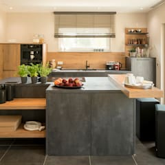 Built-in kitchens by FingerHaus GmbH - Bauunternehmen in Frankenberg (Eder)