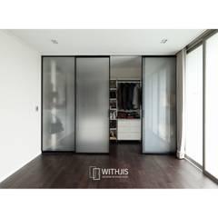 ALU-SD - 2SD+2FIX(슬라이딩 도어2 + 고정창2): WITHJIS(위드지스)의  드레스 룸