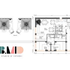 Progetto SPA: Spazi commerciali in stile  di B.Mid