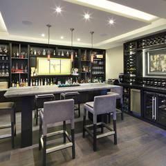 Meseta: Cavas de estilo moderno por Lazza Arquitectos