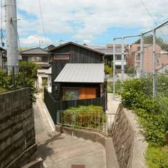 天竜焼杉の家・七隈: でんホーム株式会社が手掛けた家です。