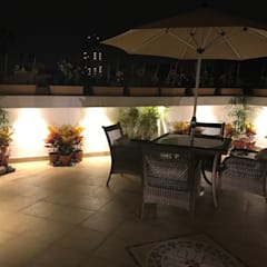 Luxury Has A New Address:  Terrace by Crosscurrents interiors private limited