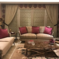 Luxury Has A New Address:  Electronics by Crosscurrents interiors private limited