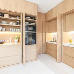 Cocinas de estilo  por YLAB Arquitectos,