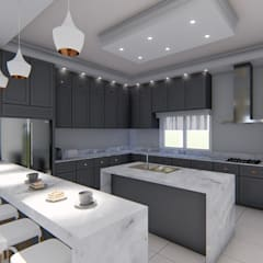Kitchen by Triad Group