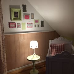 Girls Bedroom by Stilholz Pioch