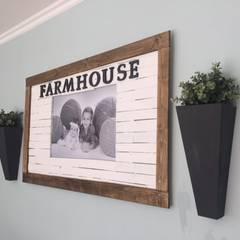 Interieur Design Privat Wohnbereich: landhausstil Wohnzimmer von Stilholz Pioch