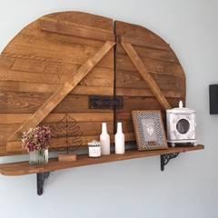 Interieur Design Privat Wohnbereich:  Wohnzimmer von Stilholz Pioch
