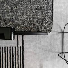 Warszawa Filtry: styl , w kategorii Salon zaprojektowany przez Loft Kolasiński