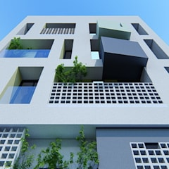 出租套房案:  房子 by 尋樸建築師事務所