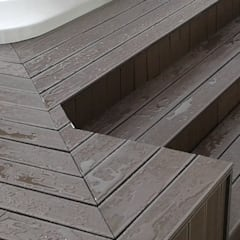 Garden Pool by ECO FRONT MADEIRAS ECOLÓGICAS LTDA