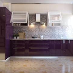 Interiors:  Kitchen by Seventh Sky Architects