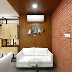 Main Cabin:  Office buildings by malvigajjar