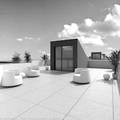 Roof by OGGOstudioarchitects, unipessoal lda