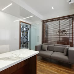 Main Cabin-2:  Office buildings by malvigajjar