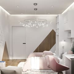 Nursery/kid's room by U-Style design studio