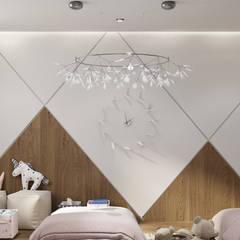 UI018: Детские комнаты в . Автор – U-Style design studio