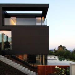 Wide Screen:  Häuser von Architekt Zoran Bodrozic