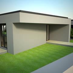 Casa M+A: Casas unifamilares  por Atelier 72 - Arquitetura, Lda