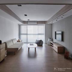 غرفة المعيشة تنفيذ SECONDstudio