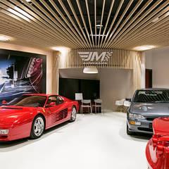 Đại lý xe hơi by Sambori Design