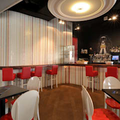 Propaganda Café: Bares y Clubs de estilo  de Viceversa Arquitectura & Diseño