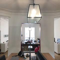 Vue générale des bureaux: Bureaux de style  par Thomas JENNY