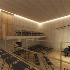 音楽教室: CIRCLEが手掛けたイベント会場です。