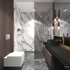 سرویس بهداشتی by Ambience. Interior Design