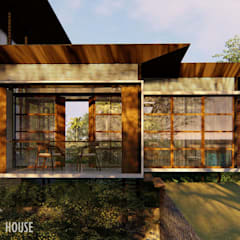 interiors:  Houses by Aslam Sham Architects
