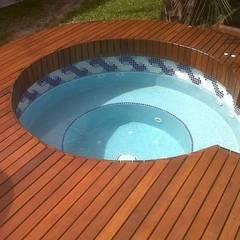 泳池 by TECAS Y MADERAS DE COLOMBIA SAS