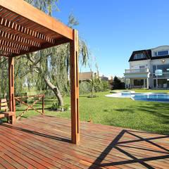حديقة تنفيذ ARQCONS Arquitectura & Construcción, حداثي