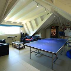 ورزشگاه by ARQCONS Arquitectura & Construcción