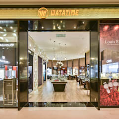 Watatime Pavilion (Lot 2.01.12):  Offices & stores by Space Simplified Sdn Bhd