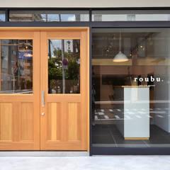 roubu.: TRANSFORM  株式会社シーエーティが手掛けた商業空間です。