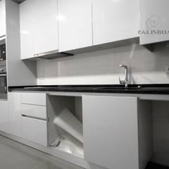 Nhà bếp by EU LISBOA
