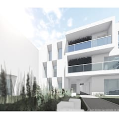 Residential buildings Arago by OGGOstudioarchitects, unipessoal lda Minimalist