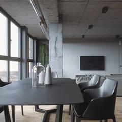 LIGHTHOUSE: Столовые комнаты в . Автор – ANARCHY DESIGN