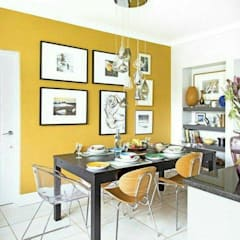 modern Dining room by AK INTERIOR ARCHITECTS