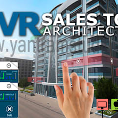 3D Virtual Reality Real Estate Tool By Yantram Developer - Vegas, USA:  Car Dealerships by Yantram Architectural Design Studio