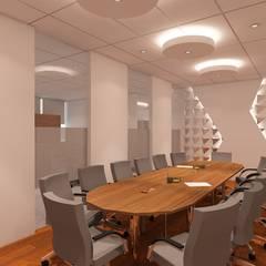 AGRA INDONESIA OFFICE: Ruang Kerja oleh IFAL arch,