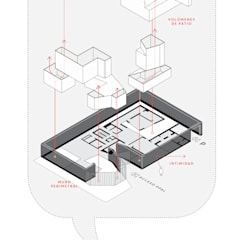 сучасний  by AGi architects arquitectos y diseñadores en Madrid, Сучасний