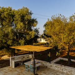 Haciendas de estilo  por Architetto Floriana Errico