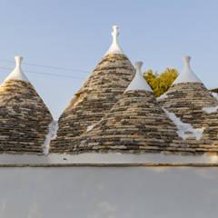 Projekty,  Dach zaprojektowane przez Architetto Floriana Errico