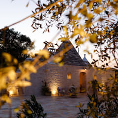منازل تنفيذ Architetto Floriana Errico , بحر أبيض متوسط حجر