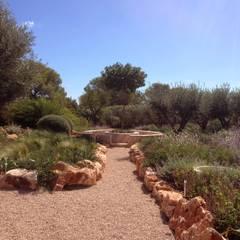Garden by François d'Orléans Landscape Architecture Studio,