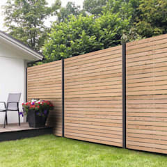 Vườn theo Ligna-Gard GmbH, Mộc mạc Gỗ Wood effect